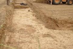 Excabacion de cimentación