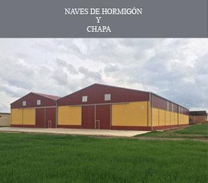Naves de Hormigón y Chapa